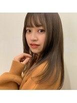 レジーロ (Regilo)【サブリミック 酸熱トリートメント】柔らかストレートヘア☆