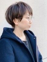 ラトリエコンタン(L´atelier Content)【LatelierContent yumi】テクスチャーショート