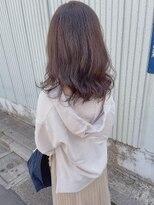 ネオヘアー 東向島店(NEO Hair)ゆるふわベージュ