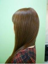 ヘアメイク ハミング(Hair make Humming+)サラつやロングストレート