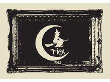 ヘアー ドレッサー ティカ(Hair Dresser TiCA)の雰囲気(月と魔女をモチーフにしています☆)