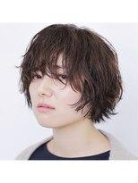 ヘアーサロン ビコ(hair salon bico)【くせ毛のショートスタイル】