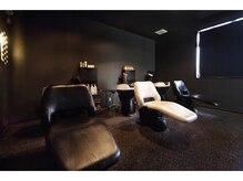 ヘアサロン シエロ 本店(Hair Salon CIELO)の雰囲気(日常的な空間から飛び出して非日常的な空間を味わてみてわ。。。)