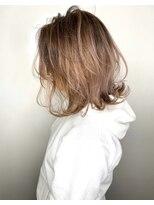 ソース ヘア アトリエ(Source hair atelier)【SOURCE】質感バレイヤージュ