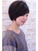 ネオヘア 八広店(NEO Hair)オトナ可愛いショートボブ