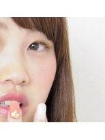 プレッジ(pledge)【pledge】front&eyebrowscut×eyelash #04