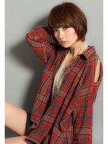 ミンクス ハラジュク(MINX harajuku)[藤田昂補]大人女性に人気のオーガニックアッシュカラー