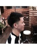 プロキシムヘアワークス(proxim hair works)メンズベリーショート