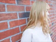 """アドミオカラー登場!低刺激、高彩度を実現★""""髪の毛""""と""""地肌""""を傷ませないカラーを提供します!"""