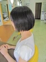 モーレ 上島店(molle)☆美髪ボブにモノトーンカラーで美人髪に♪♪♪☆