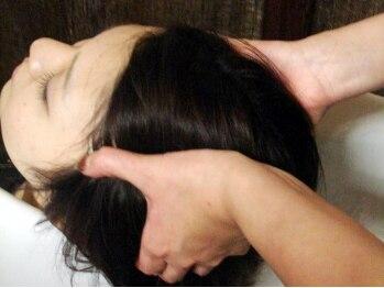 """ハティ(hati)の写真/【北24条駅】頭のコリをじっくりほぐしてくれるhatiの""""極上クリームバス""""が◎日常を忘れて至福のひとときを"""