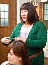 ヘアデザイン エアリー(Hair Design airy)橋本 安代