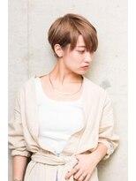 クラシコ ヘアーミュー(CLASSICO hair miu)小顔ショートスタイル