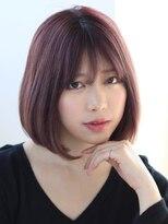 アルター(aL ter)春色カラー × ボブ 【アルター鎌取 市原徹】