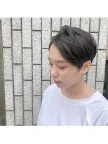 アルマヘアー(Alma hair by murasaki)耳だしハンサムショート