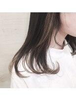ヘアーアイス(HAIR ICI)【HAIR ICI】インナーカラー!!