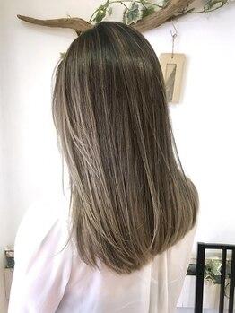 シシリー(SICILY)の写真/お悩み別★こだわり抜いた選りすぐりの上質トリートメントをご案内♪髪に潤いがもどり、褒められ仕上がり♪