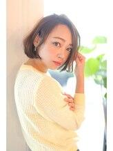 アーツ 町田店(Hair&Make arts)【arts 町田】大人のヘルシーボブ×モノトーンカラー☆