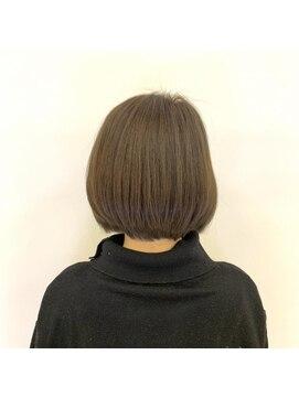 ネオヘアー 京成曳舟店(NEO Hair)ナチュラルショートボブ 【京成曳舟】