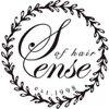 センスオブヘアー(Sense of hair)のお店ロゴ