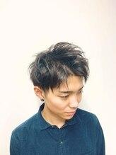 バーバーショップ テト キタヤマ(barber shop tete kitayama)メンズナチュラルツーブロックショート★