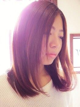 アンプリフィア(amplifier)の写真/繰り返すほど綺麗に◎『髪質改善トリートメント』&4種類から選べる『グローバルミルボン』取扱い♪