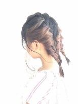 ヘアメイク オブジェ(hair make objet)ミックスカラー02 KAI