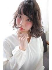 【新規限定♪お手頃Price♪】カット+カラー+プチトリートメントコース7980円