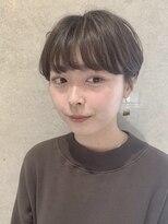 【liko】丸みショートスタイル