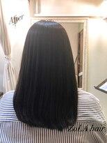 ソラヘアー(ZOLA hair)★髪質改善!まとまる艶髪ミディアム★