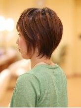 プラザ 西大和店(PLAZA)頭の形をキレイに見せるショートスタイル