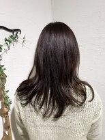 ローグ ヘアー 金町店(Rogue HAIR)ローグヘアー 金町【殿岡 貴子】セミロングカット