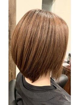 """プラージュスパ(Plage Spa)の写真/気になる""""くせ毛""""には、髪質改善ストレートがおすすめ!憧れのさらさらストレート美髪へ★"""