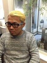 ガーデン ヘアー ワーク(garden hair work)冬こそ輝け!☆ホワイトゴールド☆