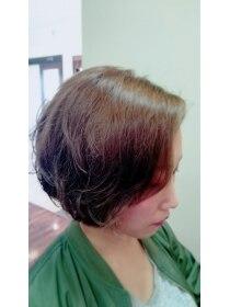ヘアプロデュース ムース(Hair Produce MU SU)すっきりラフショート