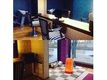 ヘアメイク アース 福井大和田店(HAIR & MAKE EARTH)の雰囲気(ママさんに人気★完全個室のキッズスペース完備♪)