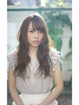 エトネ ヘアーサロン 仙台駅前(eTONe hair salon)【eTONe】揺らぐ艶色ロングヘア
