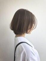 ヘアメイク オブジェ(hair make objet)やわらか女子ショート