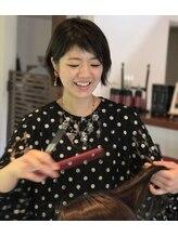 アッドランプ ヘアー 則武店(add Lamp hair)宇野 由理佳