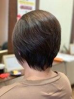 ヘアメイク グラント(HAIR MAKE GRANT)ダメージレス縮毛矯正