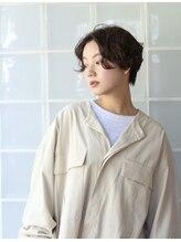 ヘアー アイス 御器所本店(HAIR ICI)short fashion