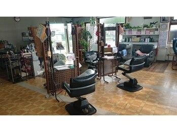 美容室 春きの店の写真/一人一人に合わせたパーマ、あなたならではのパーマをご提案☆髪質も考慮しているのでモチも◎