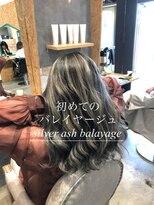 ダブルケーツー 倉敷店(wk-two)☆憧れのデザインカラー 初めてのBalayage☆