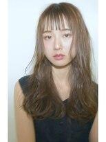 クリアーオブヘアー 栄南店(CLEAR of hair)【CLEAR】ゆるウェットロング×グレージュカラー