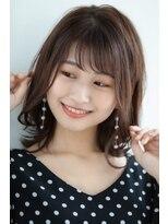 リル ヘアーデザイン(Rire hair design)【Rire-リル銀座-】簡単セット!くびれロブ!