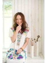 クレス 高島平店(CLESC')目指せ うさぎ系女子 ふんわり柔らかカール