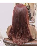 エトワール(Etoile HAIR SALON)ピンクブラウン