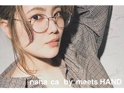 nana.ca by meetsHAND【ナナカバイミーツハンド】
