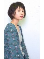 クリアーオブヘアー 栄南店(CLEAR of hair)【CLEAR】顔まわり外ハネボブ