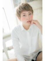 ハイトーン★個性的モダンショートc